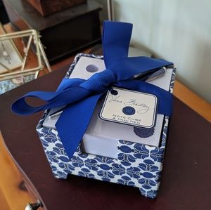 NWT Vera Bradley Note Cube with Pen